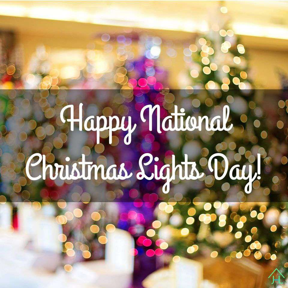 National Christmas Lights Day Wishes for Whatsapp