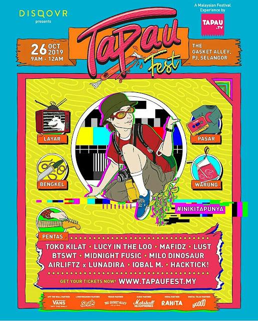 TAPAU FEST 2019