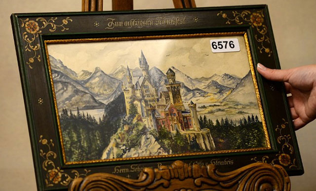 Neuschwanstein Castle - Adolf Hitler