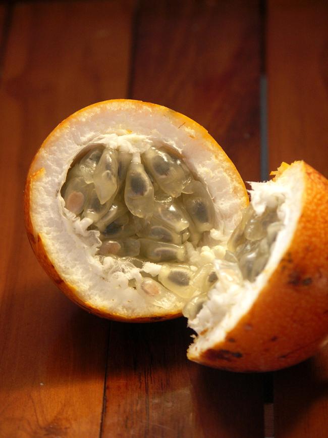 owoc markisa - owoce Indonezji