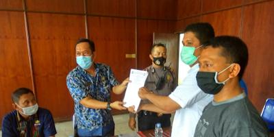 Kisruh Organisasi SPSI Dimediasi Muspika Kecamatan Tanjung Morawa