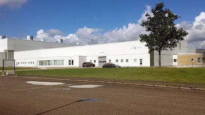 LifeCleans huvudkontor på Fröland.