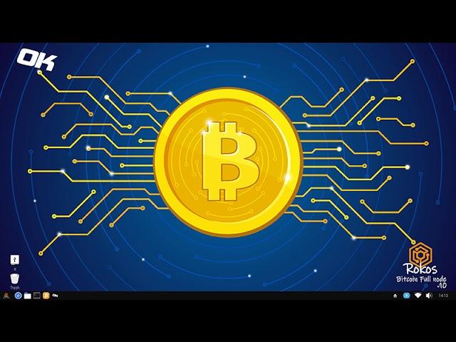 BitCoin Full Node OS for Raspberry Pi - ROKOS