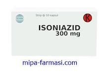 Isoniazid - Kegunaan, Dosis, Efek Samping