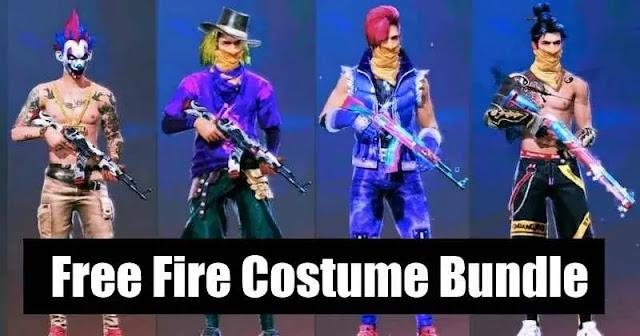 أفضل مجموعات أزياء فري فاير Free Fire لعام 2021