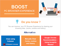 BOOST PC BROWSER EXPERIENCE!