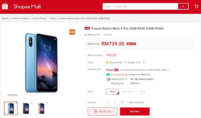 Fast & Furious: Next-day Delivery for Electronics Purchases on Shopee