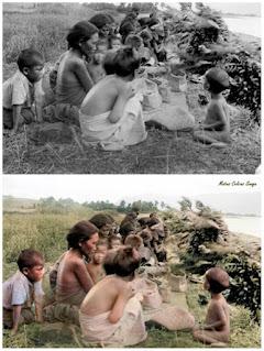 martulak merupakan upacara setelah dilakukan penggarapan sawah di samosir