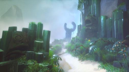 Call of the Sea gameplay scene