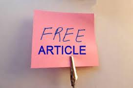 artikel gratis untuk content blog
