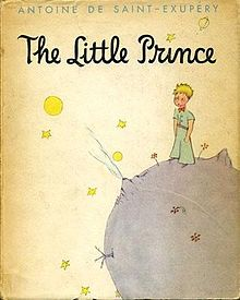 The Little Prince by Antoine de Saint-Exupéry in PDF book