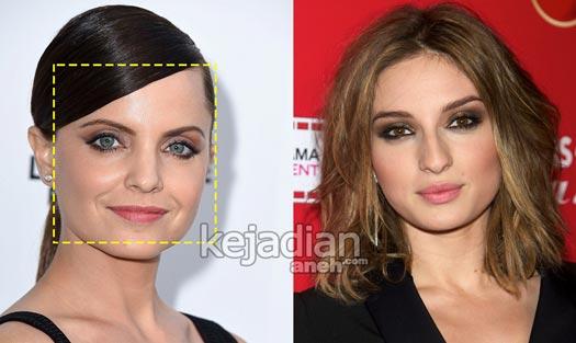 bentuk wajah wanita 6 Bentuk Wajah Mengartikan Tipe Kepribadian Kamu