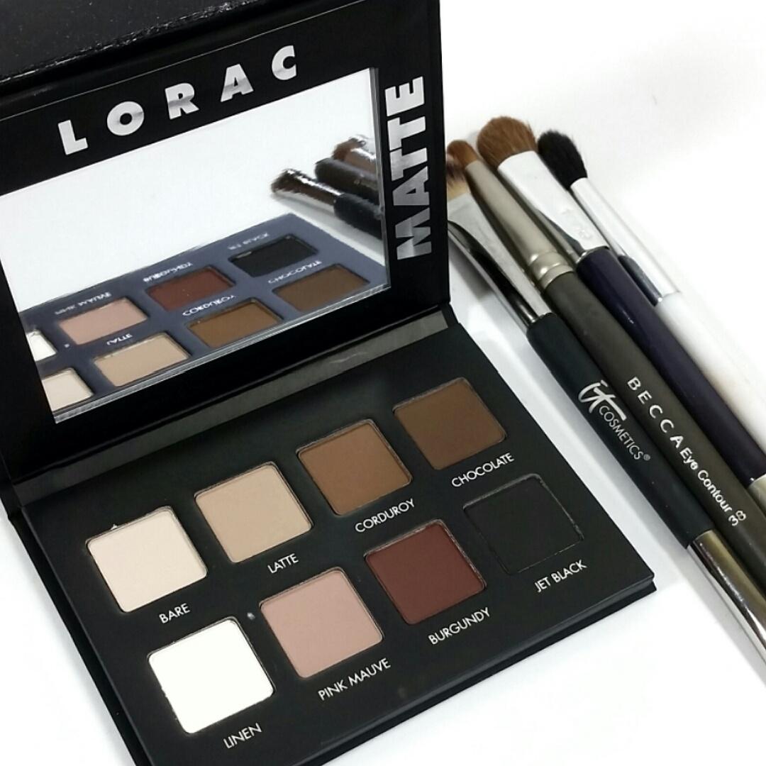 PRO Palette by Lorac #10