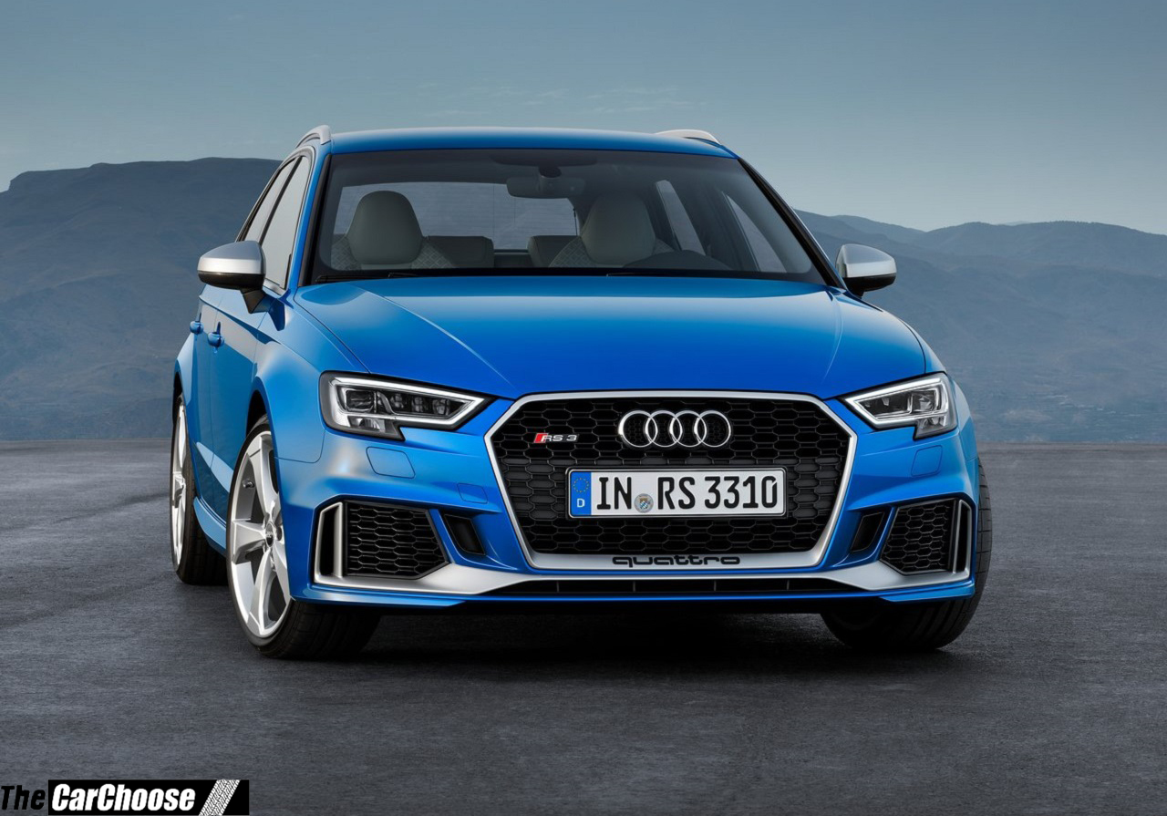 2018-2019 Audi RS3 Sportback Review - CAR DETAILS