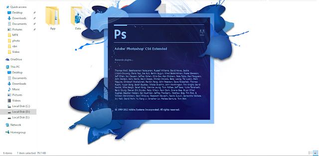 داتا نت للمعلومات: تشغيل برنامج Adobe Photoshop CS6 2017 لكل اجهازه