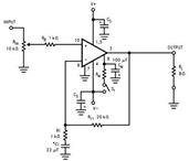 National LM3886 High Performance Audio Power Amp Datasheet