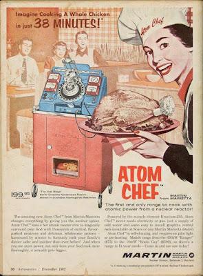 Atom Chef
