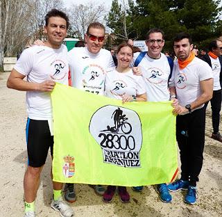 Atletismo Fibrosis Quística Aranjuez