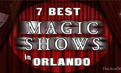 Magic Shows In Orlando