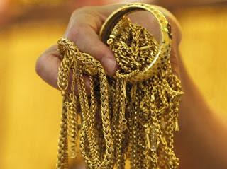 Emas Perhiasan - Sekitar Dunia Unik