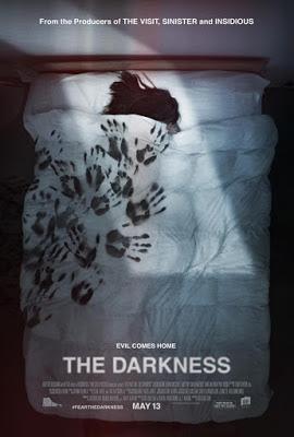 The Darkness 2016 DVD R1 NTSC Latino