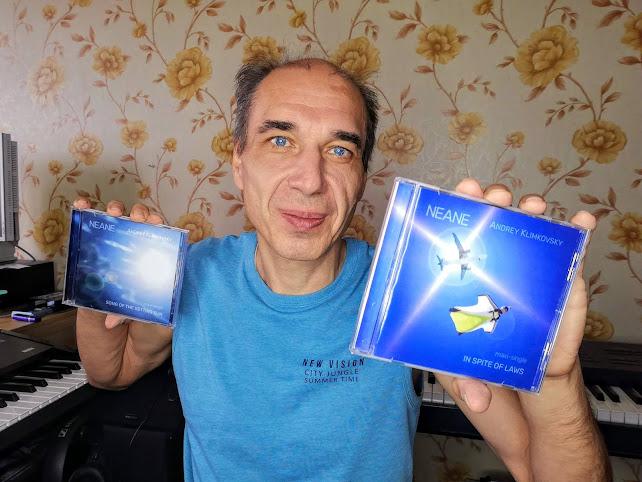 Акция 2 CD за 500 рублей — «Вопреки законам» и «Песня заходящего солнца»