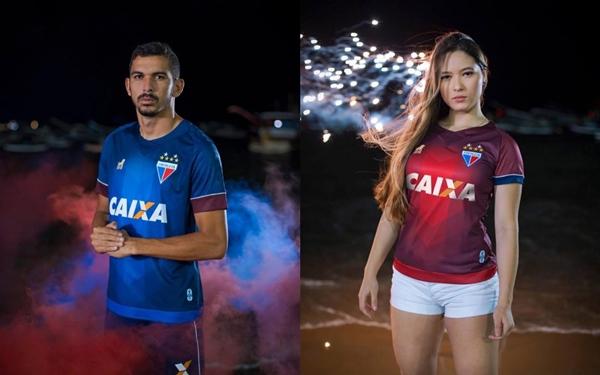 Fortaleza lança uniforme para 2019
