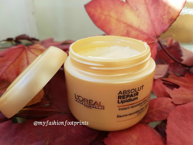 L'oreal Professional Absolut Repair Lipidium Instant Reconstructing Masque For Damaged Hair