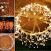 Make A Hula Hoop Chandelier