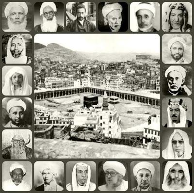 Kembalikan Hak Ulama Ahlussunnah Wal Jama'ah di Arab Saudi