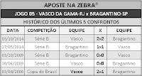 LOTECA 711 - HISTÓRICO JOGO 05