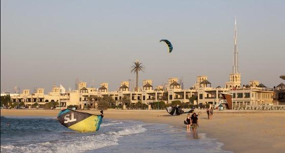 بحر جميرا في دبي