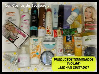 Productos Terminados belleza