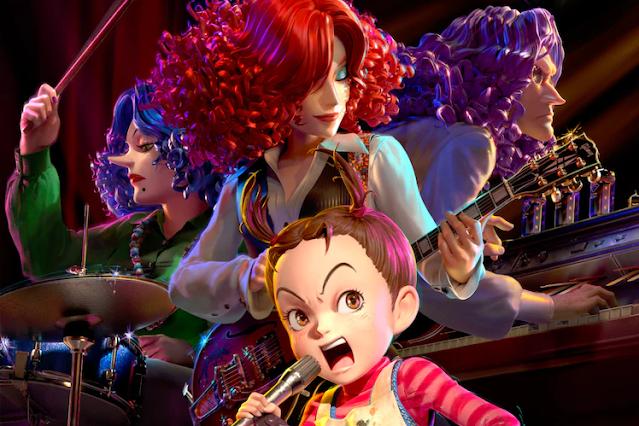 Aya and The Witch Studio Ghibli