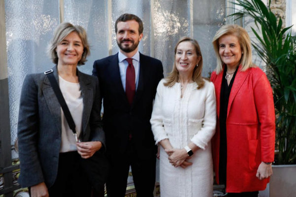 Pablo Casado cree que el PP sacará 110 diputados y que el alza de Vox capitalizará más escaños para la derecha que el 28-A