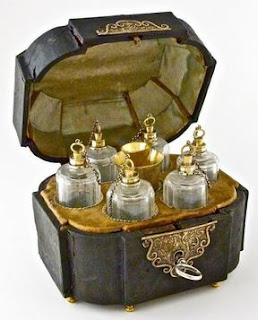 french medieval perfume
