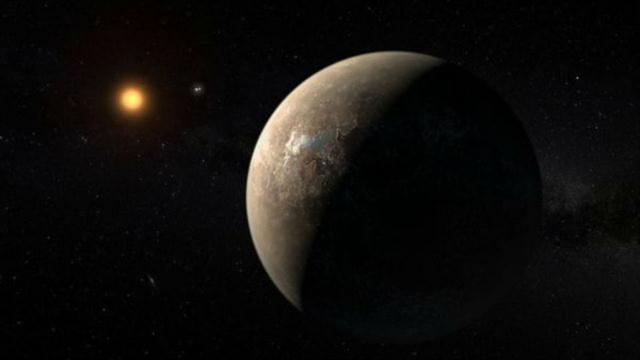 El viaje al sistema de Alfa Centauri ya había sido diseñado con anterioridad