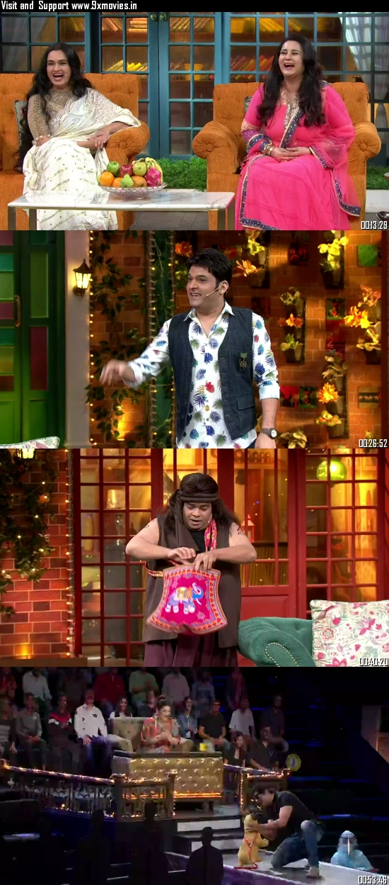 The Kapil Sharma Show 11 October 2020 HDTV 720p 480p 300MB