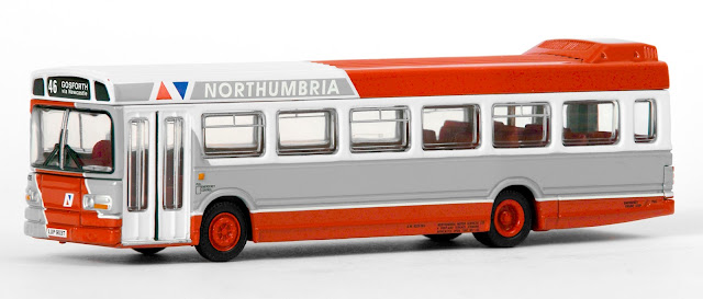Exclusive First Editions - 17231 - Leyland National - Northumbria