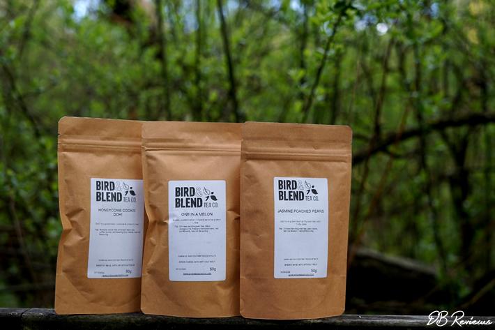 Bird & Blend Tea Co