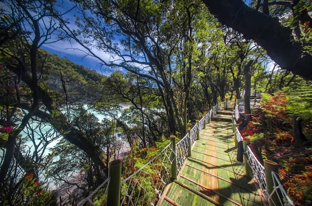 Skywalk Cantigi, Wahana baru yang Wajib Dikunjungi