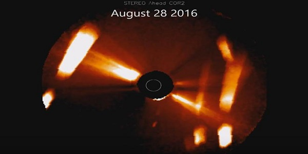 Γιγαντιαίες φωτεινές οντότητες στον Ήλιο; | Βίντεο