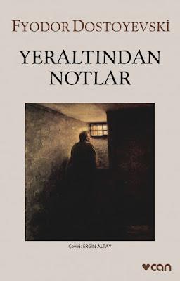 Yeraltından Notlar, Fyodor Dostoyevski