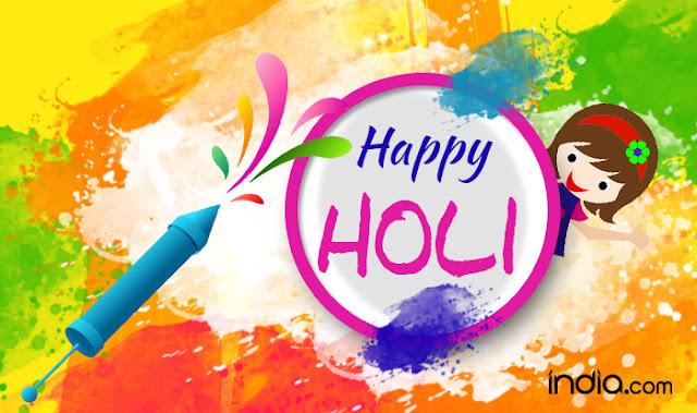 Download Holi Images 2018