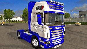 T&T Transport & Logistik Scania R