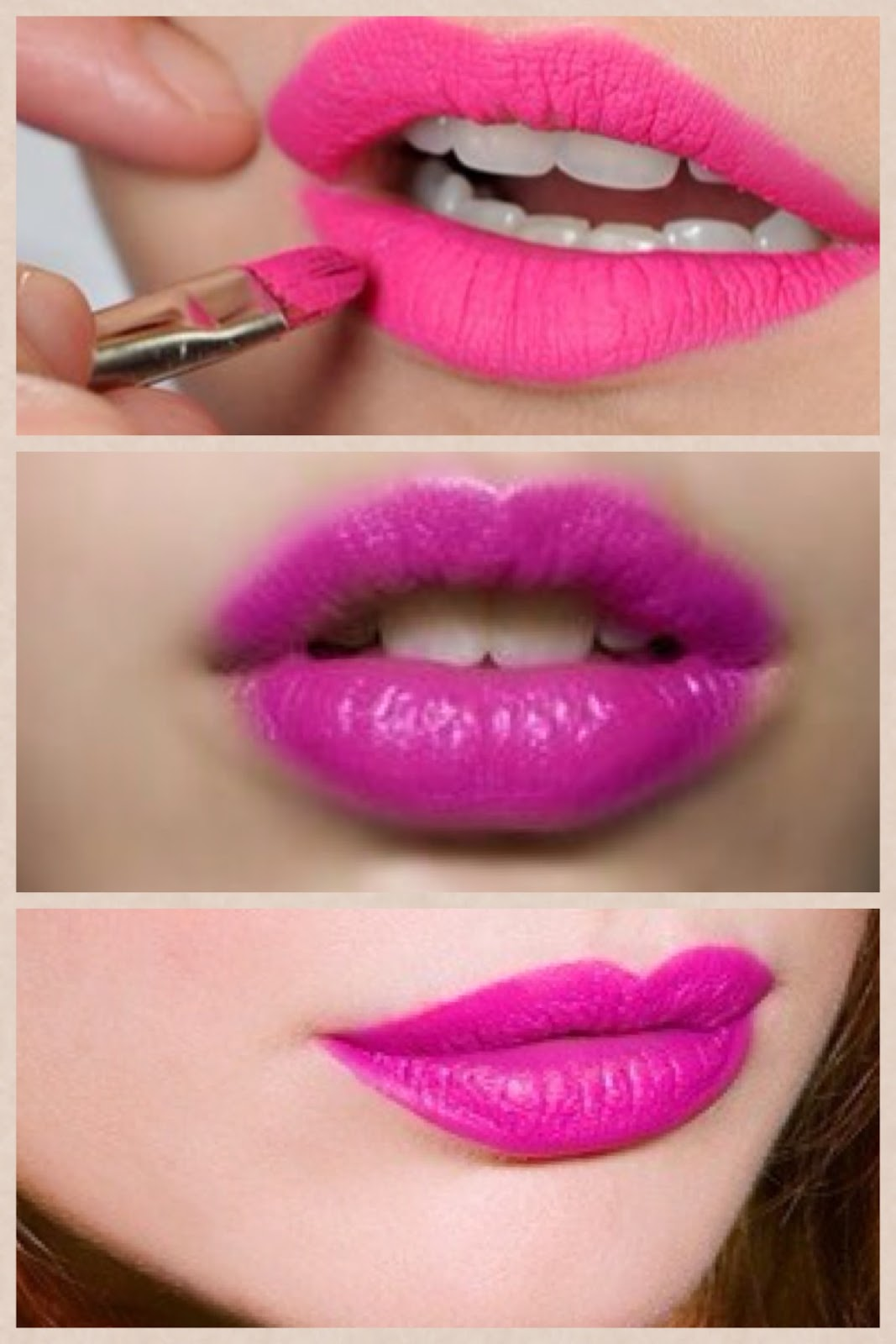 GET SOFT PINK LIPS NATURALLY - Ruby Style Studio