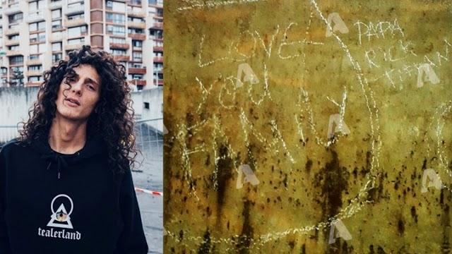 Νέα στοιχεία για τον θάνατο του Γάλλου χορευτή: Τα ανατριχιαστικά μηνύματα που χάραξε στον τοίχο λίγο πριν πεθάνει