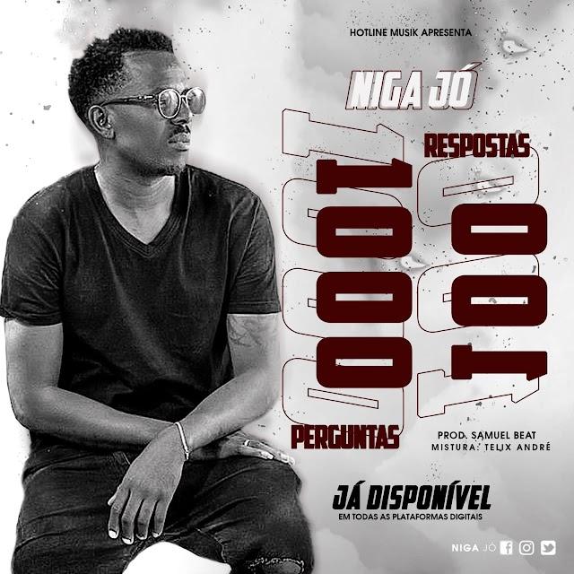 Niga Jó - 1000 Perguntas 100 Respostas (Rap) (Prod. Samuel Beats)  [FREE DOWNLOAD]