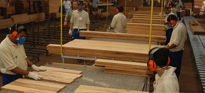 toko lantai kayu