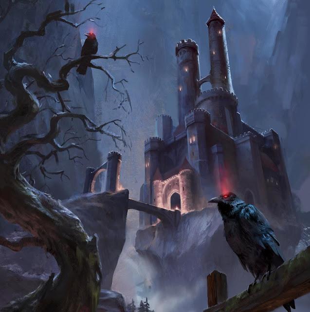 Reseña D&D - La Maldición de Strahd - Castillo de Ravenloft